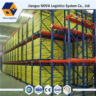 Storage Rack Drive im Racking von Nova Logistics