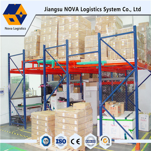 Nanjing Nova Lagerregal Push Back Rack